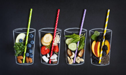 Make a super smoothie to get you on the go
