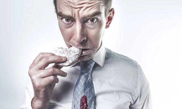 Hypertension – Doughnut eat too much!